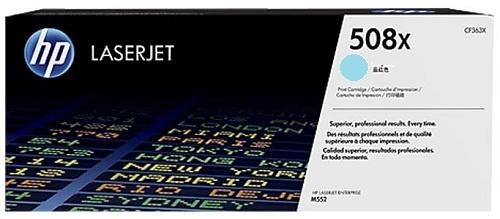 Картридж HP 508X (CF361X)