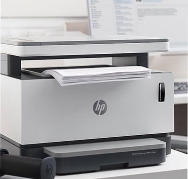 Первый в мире принтер без картриджа.