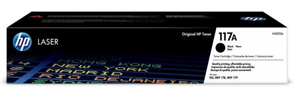 Картридж HP 117A (W2070A)