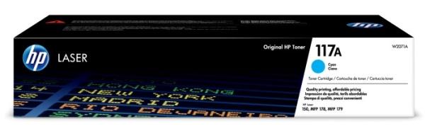 Картридж HP 117A (W2071A)