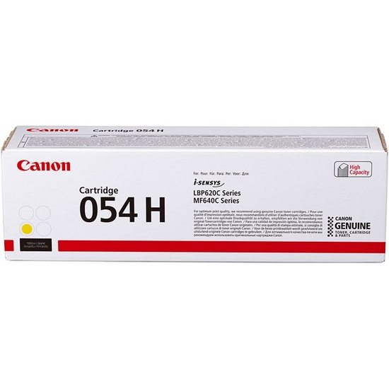 Картридж Canon 054HY