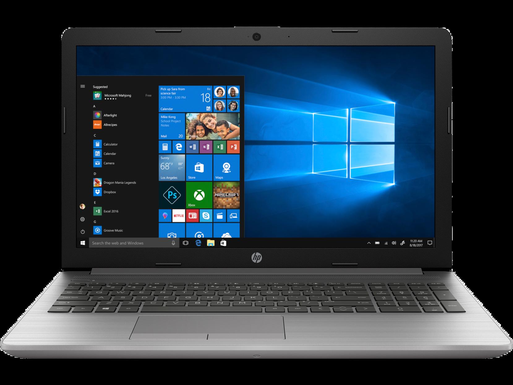 Ноутбук HP 250 G7 (6EC68EA)