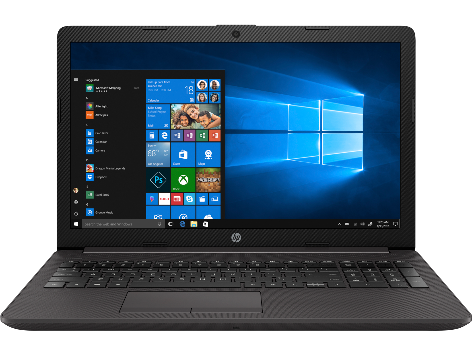 Ноутбук HP 255 G7 (6BN09EA)