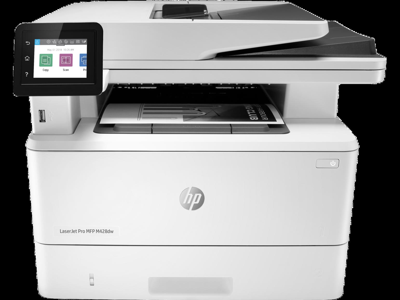 МФУ HP LaserJet Pro M428fdw (HP W1A30A)