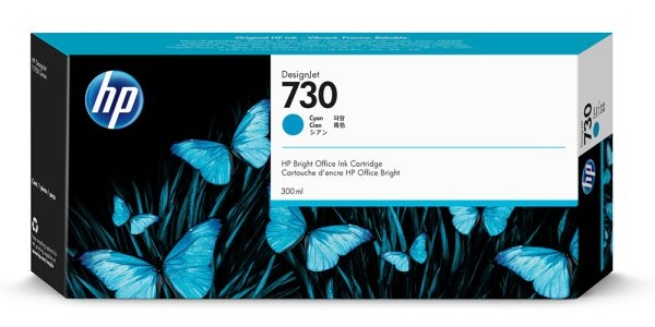 Картридж HP 730 (P2V68A)