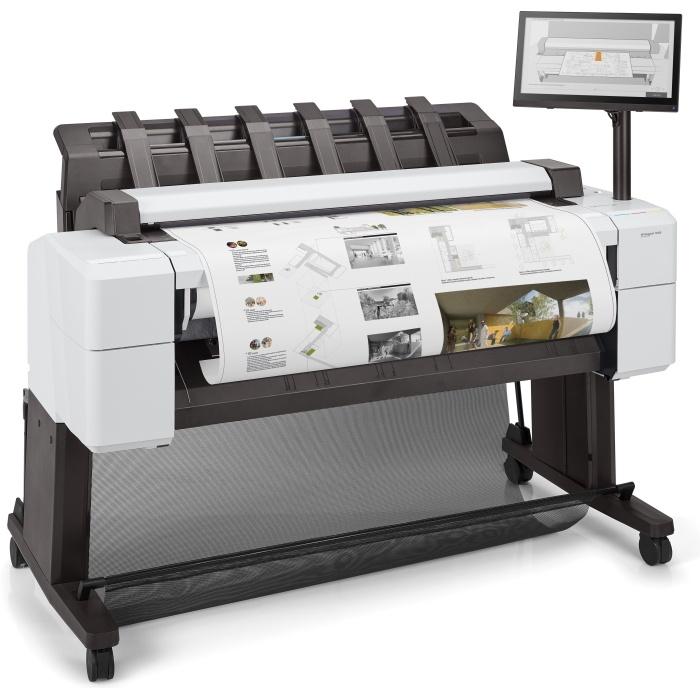 МФУ HP DesignJet T2600PS 36″ PS (3XB78A)