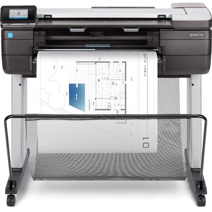 Плоттер HP DesignJet T830 MFP
