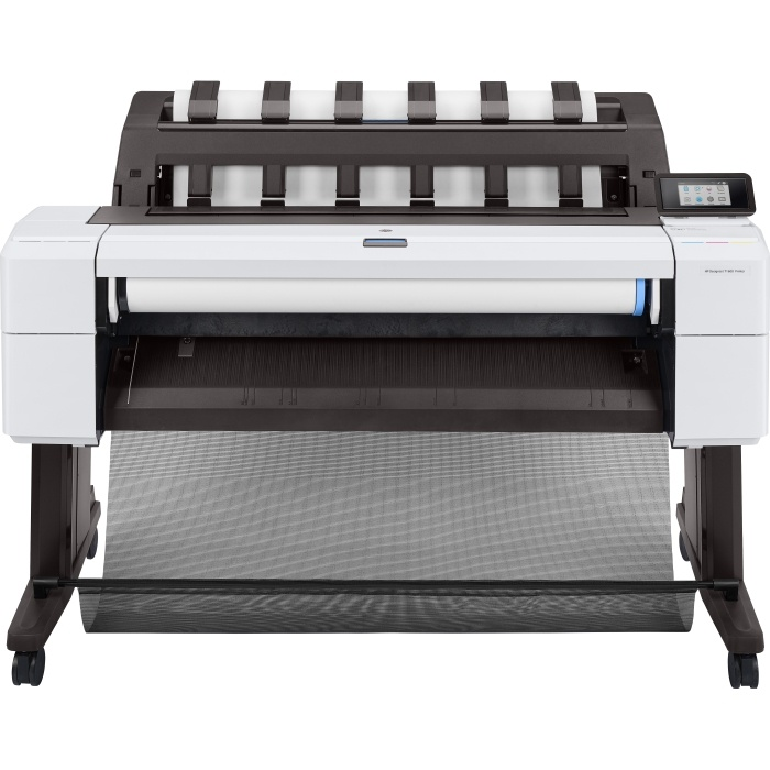 Струйный плоттер HP DesignJet T1600 36″ (3EK10A)