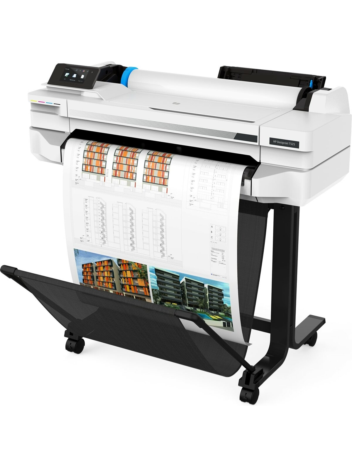 5ZY59A HP DesignJet T525 24-in