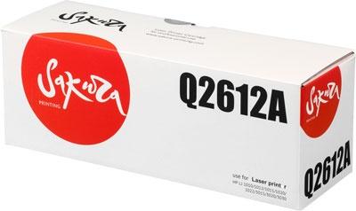 Картридж HP 12A (Q2612A) SAKURA