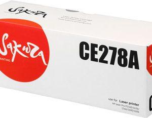 картридж CE278A