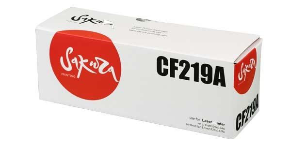 Картридж SAKURA HP 19A (CF219A)