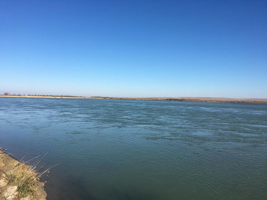 Фотографии реки Или